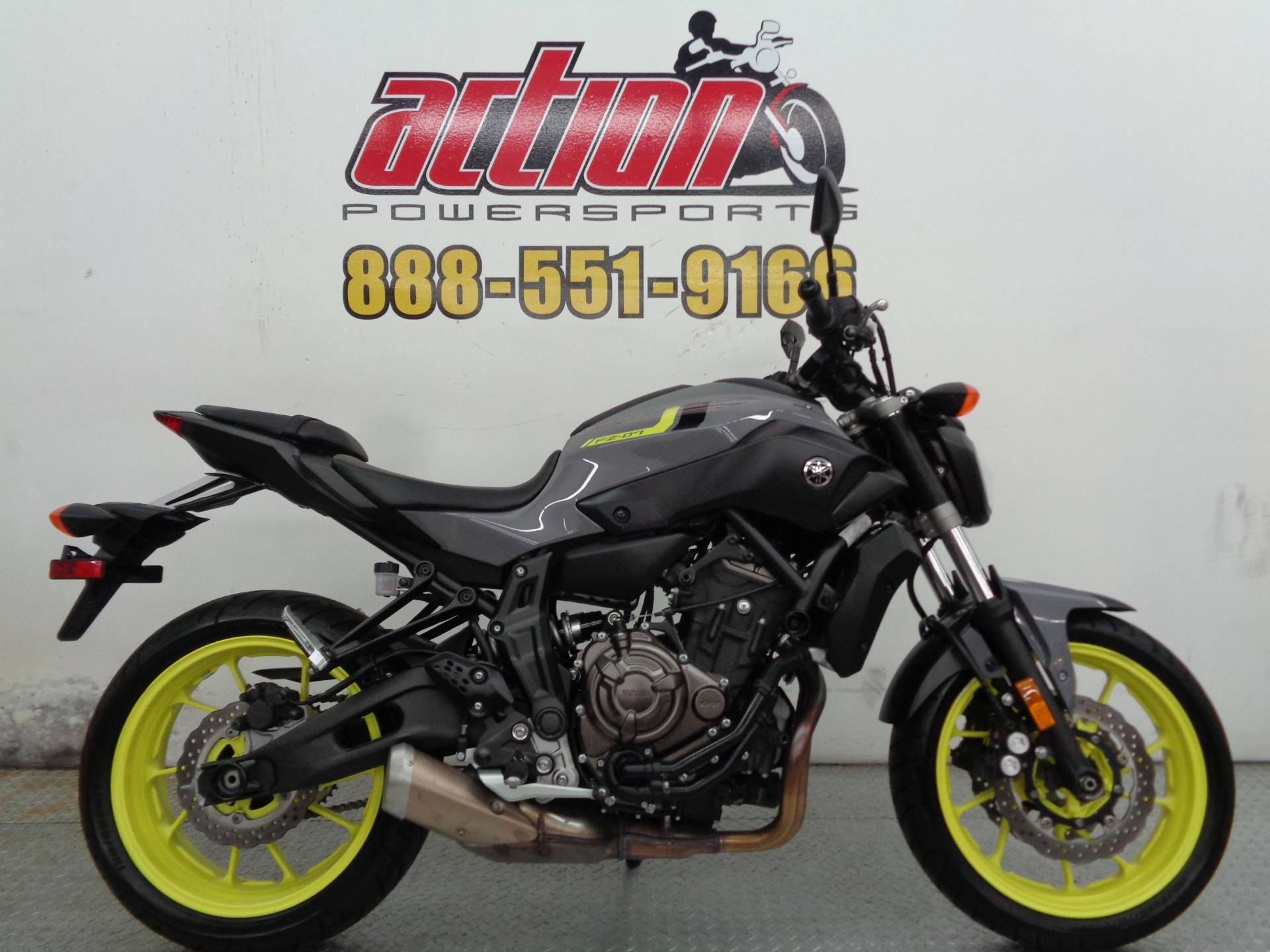 2016 Yamaha FZ-07 for sale 65753