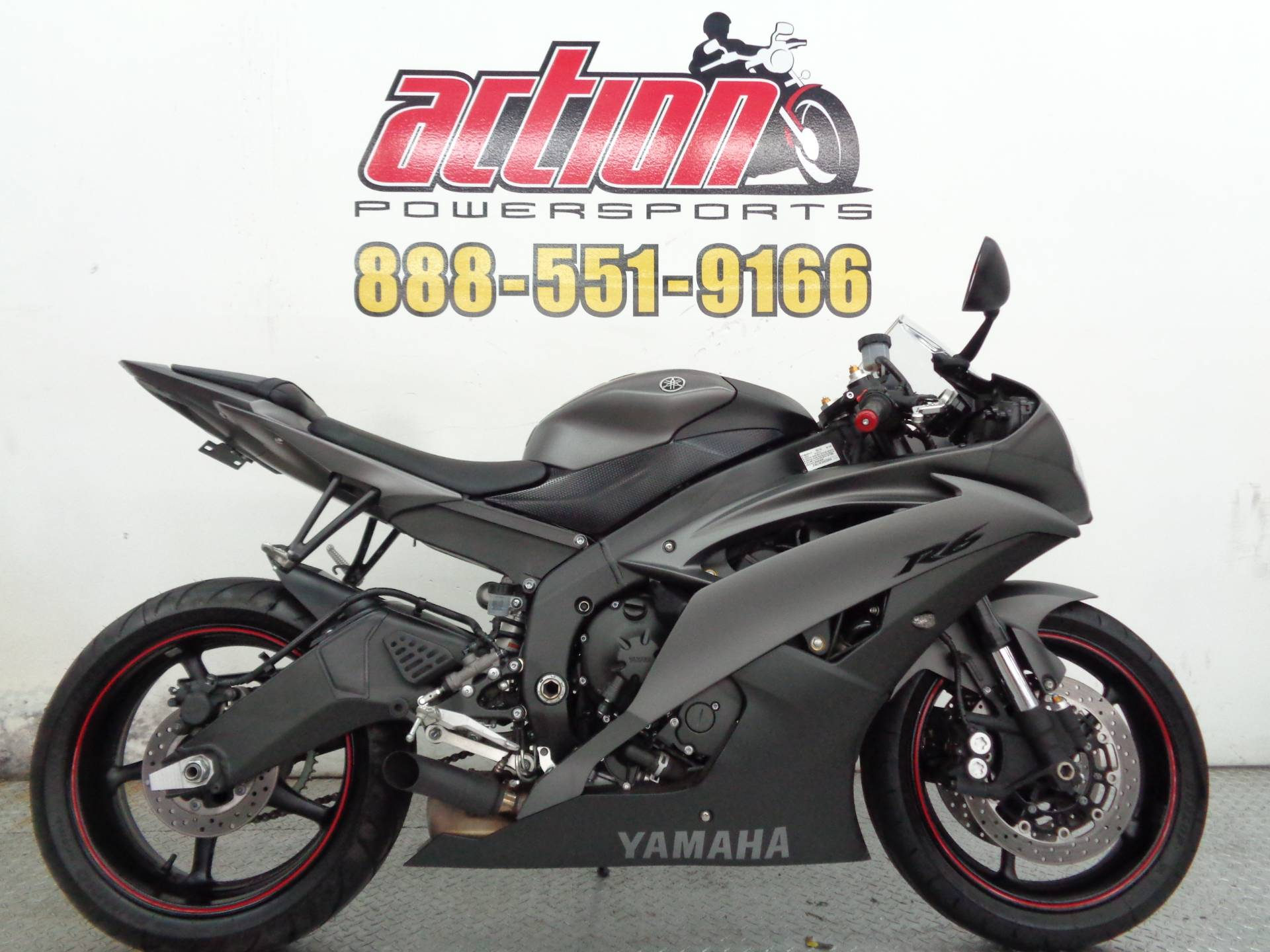 2013 Yamaha YZF-R6 for sale 94725