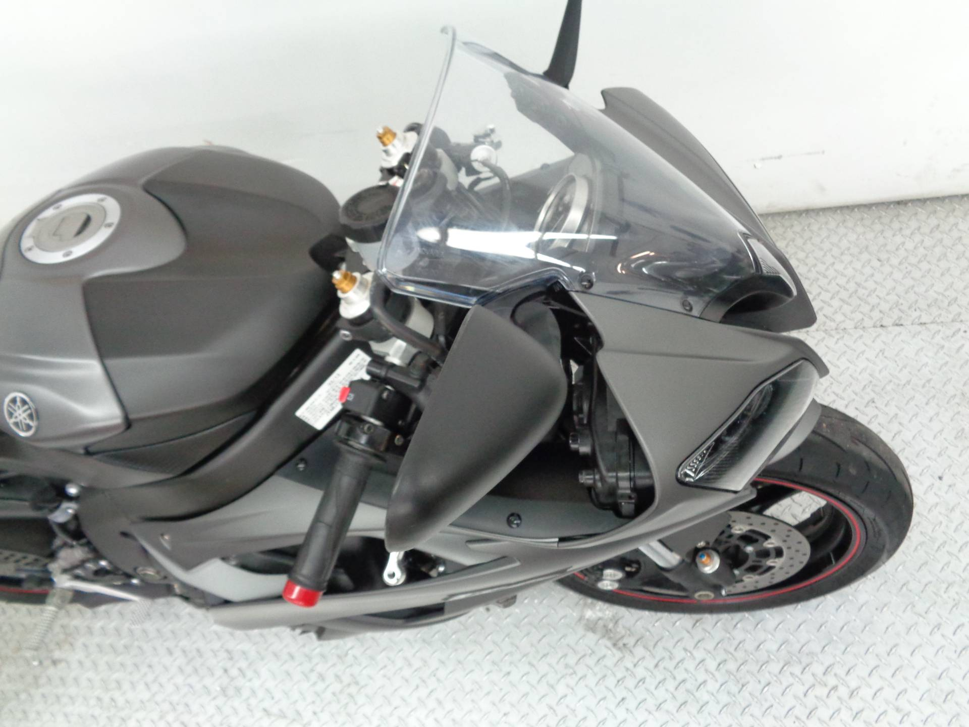 2013 Yamaha YZF-R6 6
