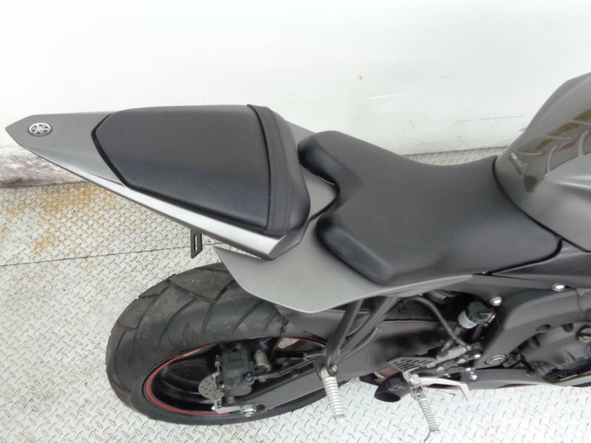 2013 Yamaha YZF-R6 9