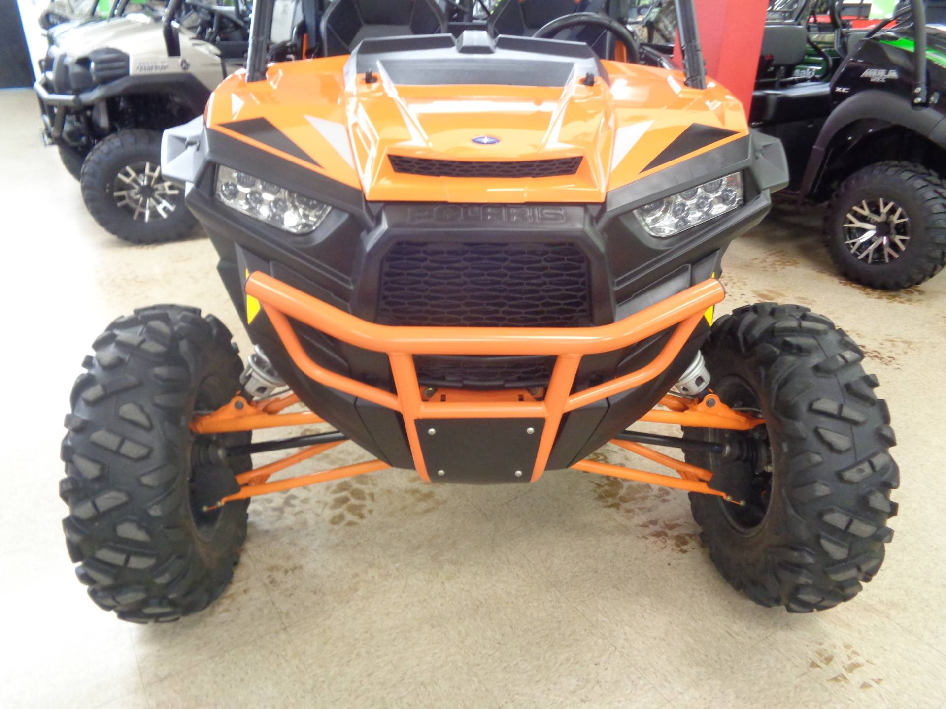 2016 Polaris RZR XP  Turbo EPS in Tulsa, Oklahoma