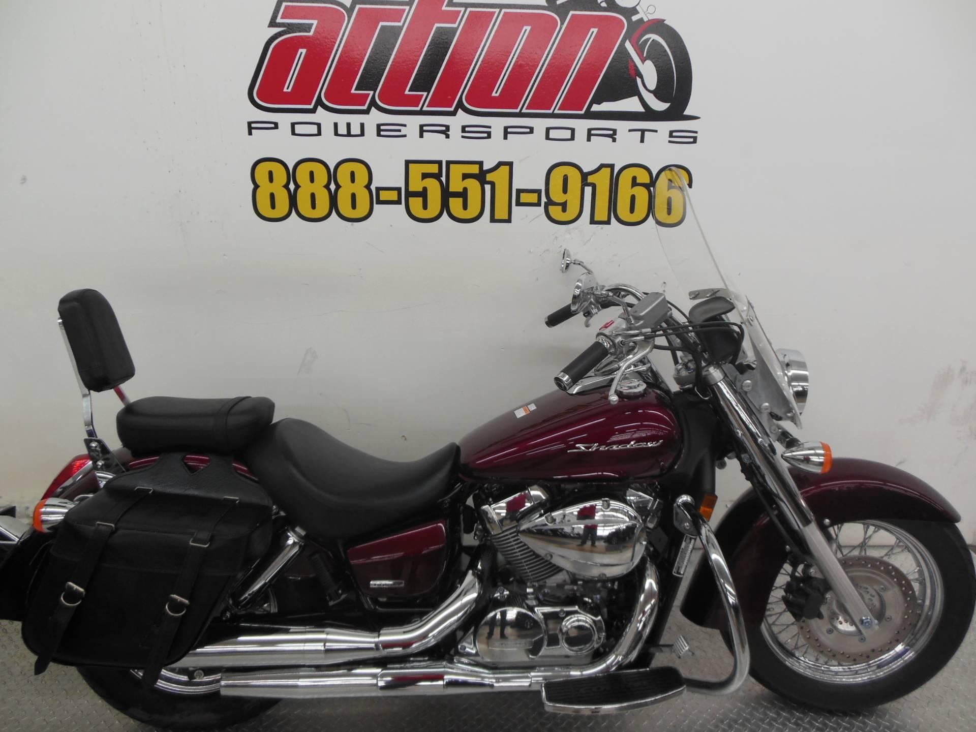 2009 Honda Shadow Aero for sale 325
