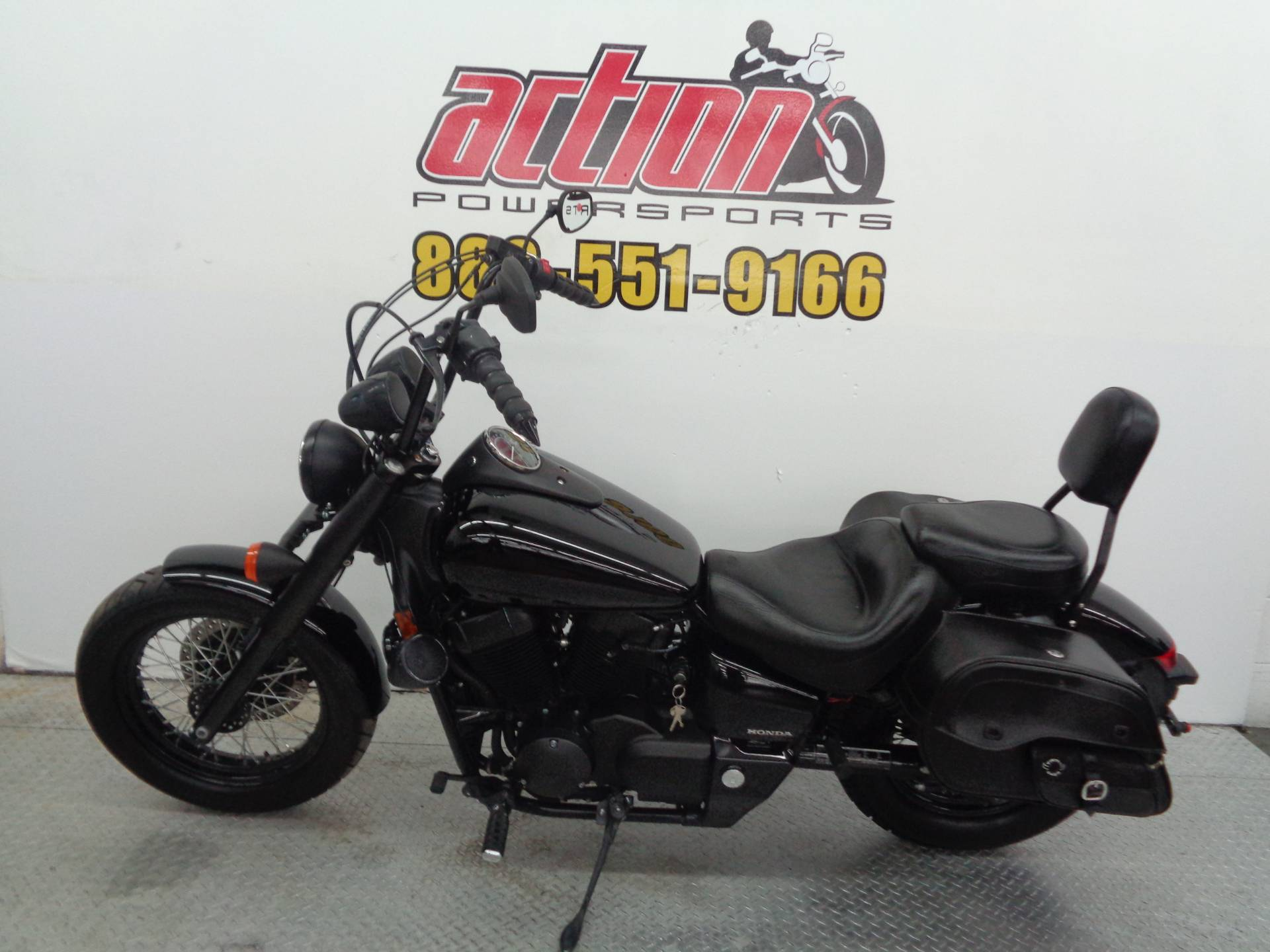 2016 Honda Shadow Phantom in Tulsa, Oklahoma