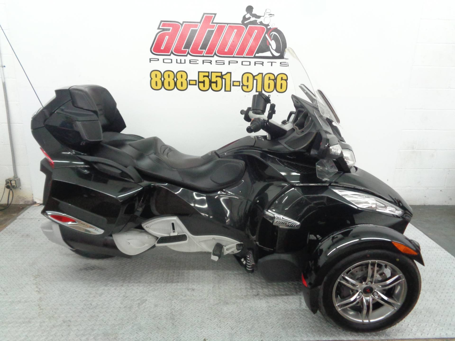 2010 Can-Am Spyder™ RT-S SM5 in Tulsa, Oklahoma - Photo 1