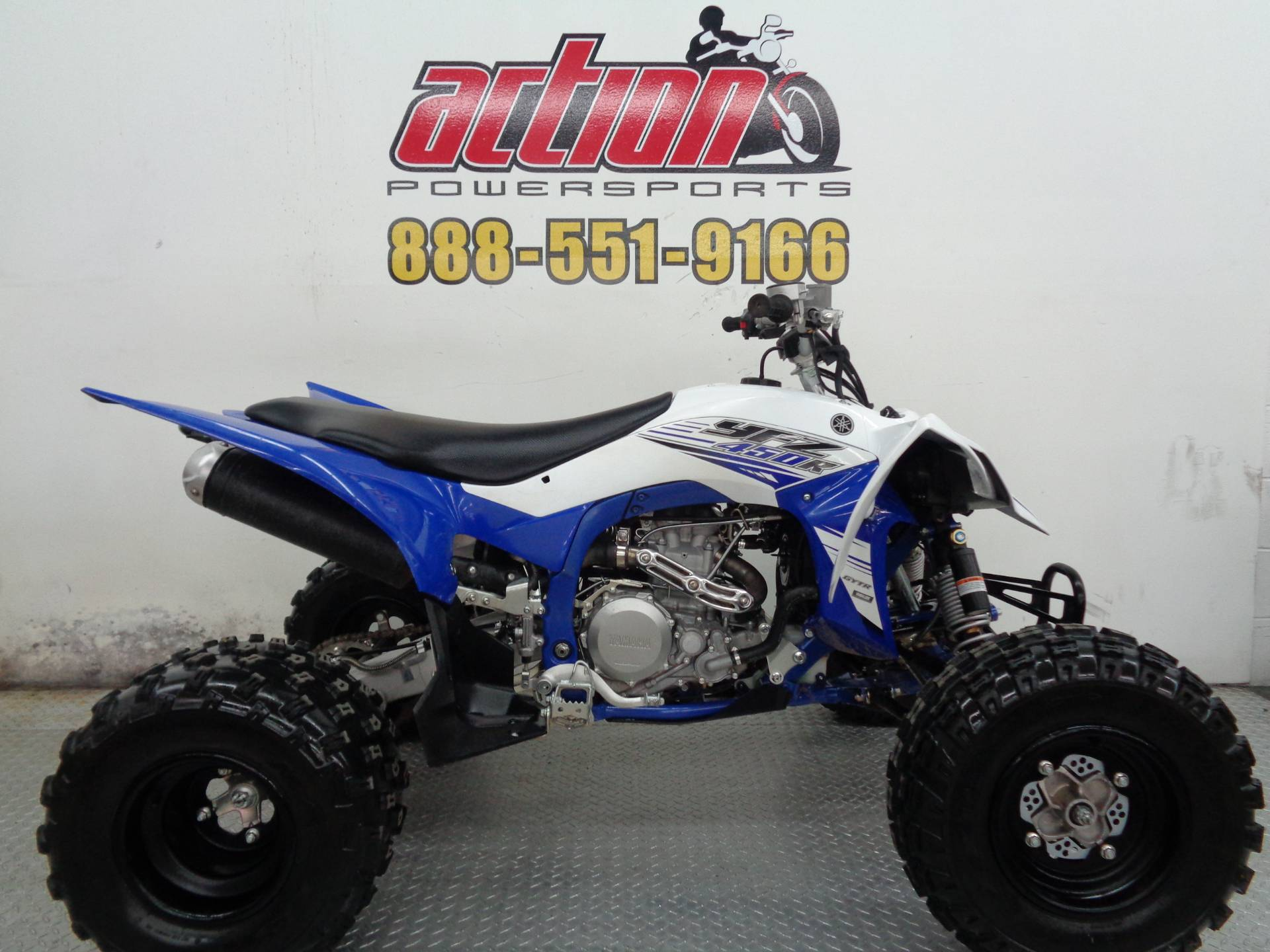 2016 Yamaha YFZ450R for sale 61977