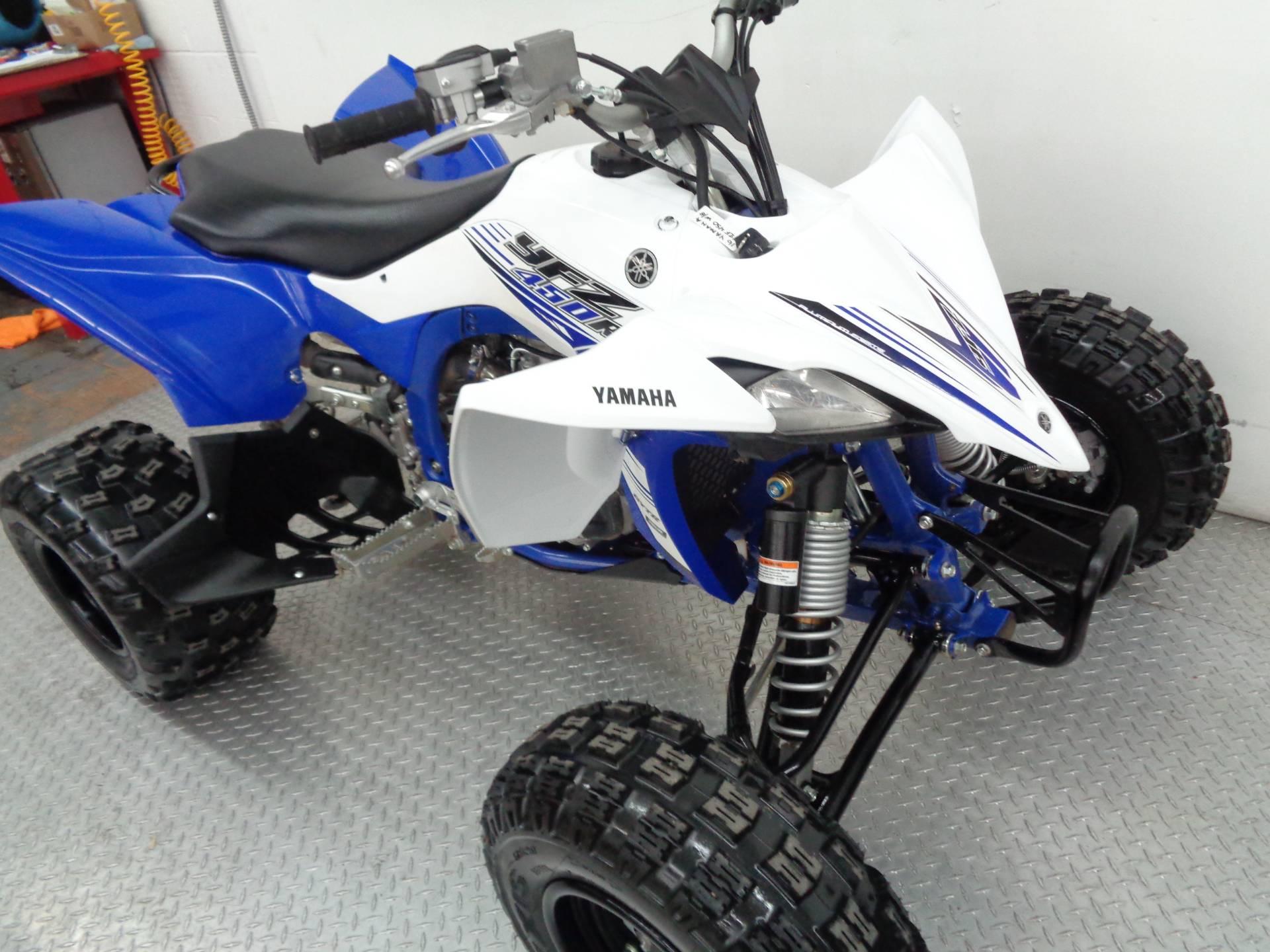 2016 Yamaha YFZ450R 3