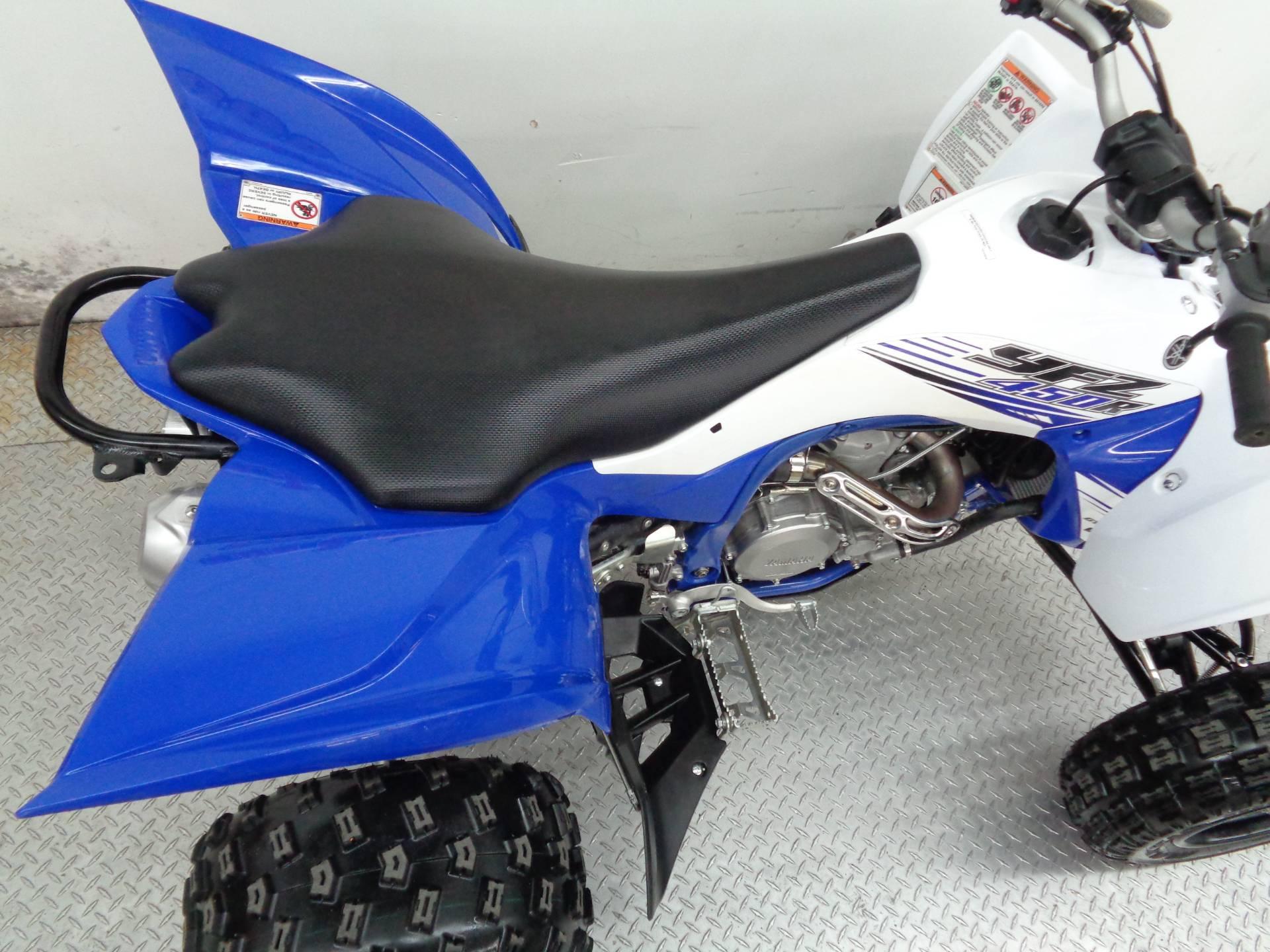 2016 Yamaha YFZ450R 6