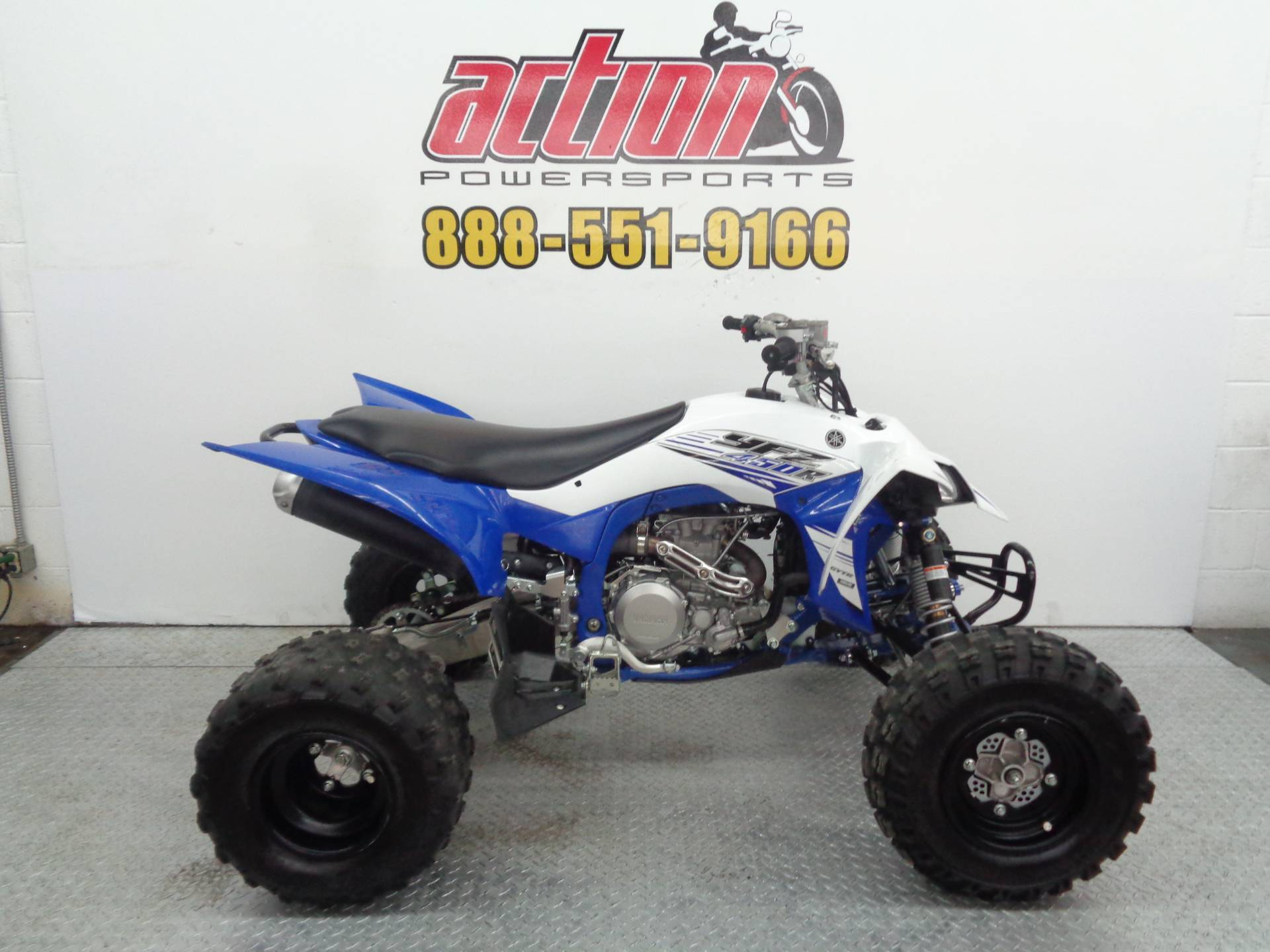 2016 Yamaha YFZ450R for sale 91742
