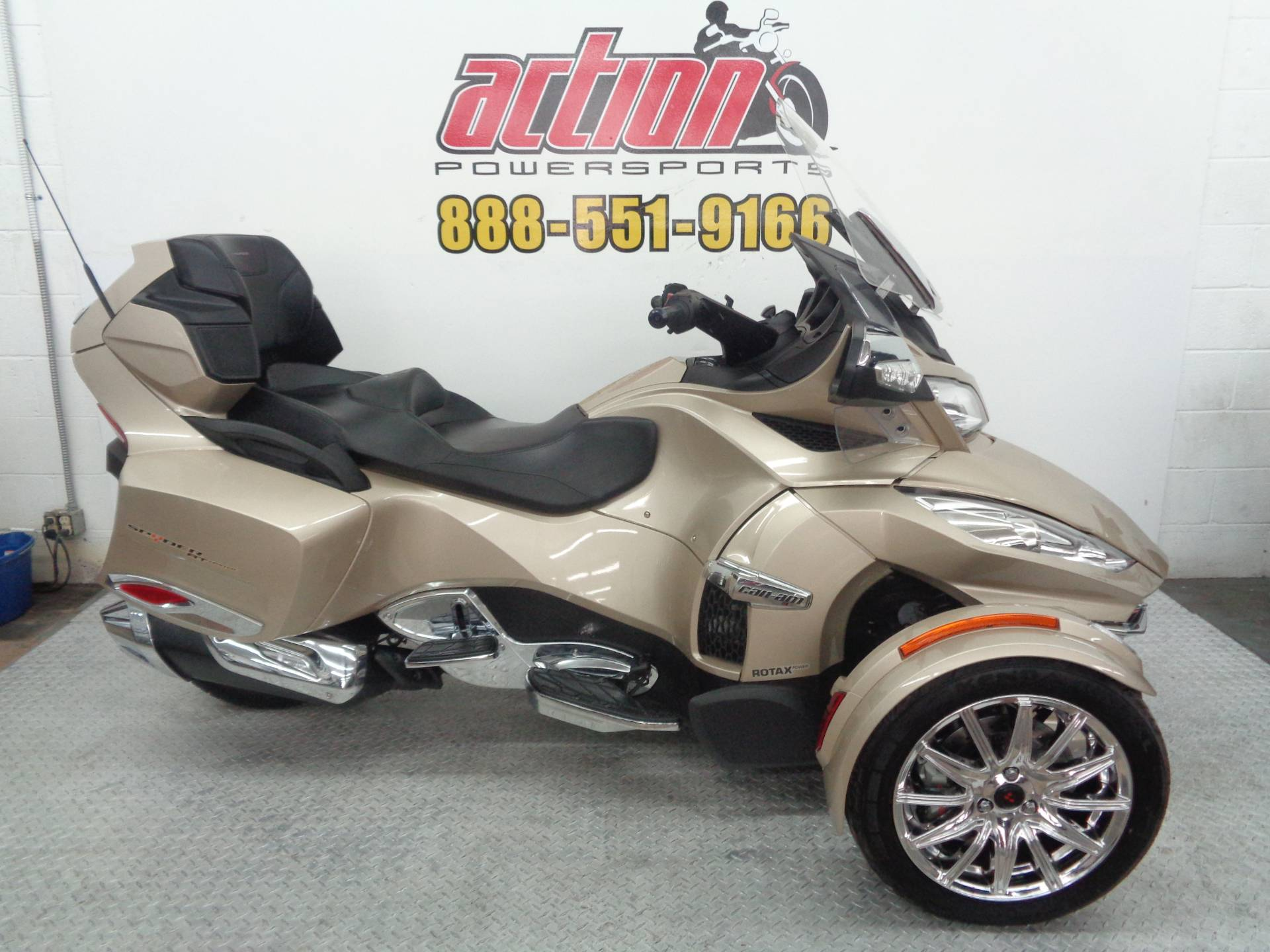 2017 Can Am Spyder Rt Limited In Tulsa Oklahoma Photo 1