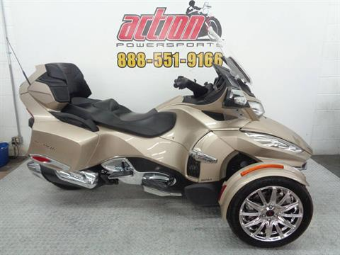 2017 Can-Am Spyder RT Limited in Tulsa, Oklahoma - Photo 1