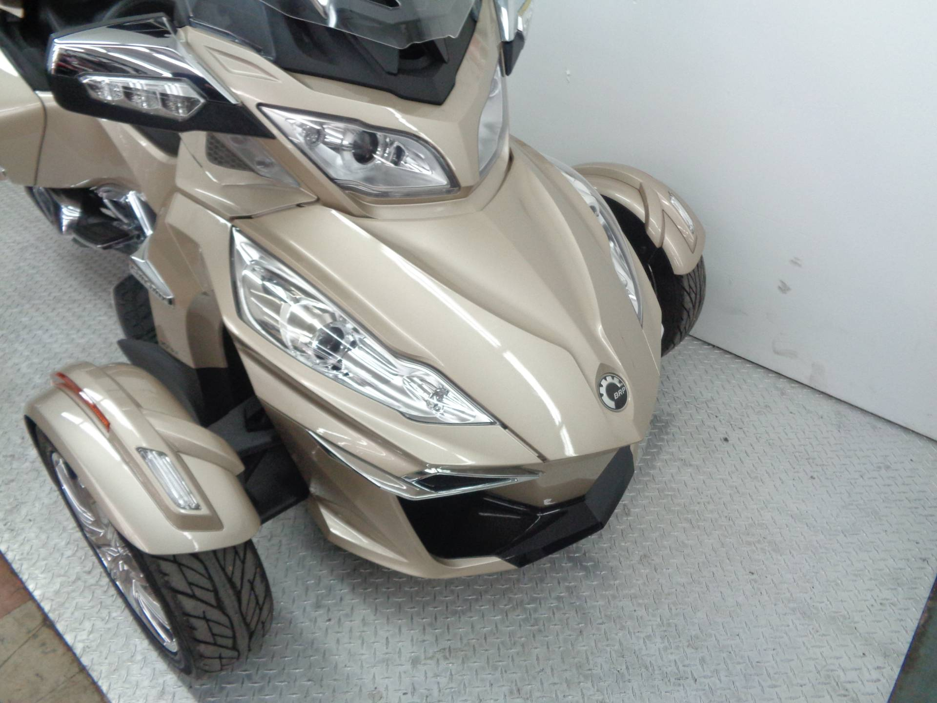 2017 Can-Am Spyder RT Limited in Tulsa, Oklahoma - Photo 3