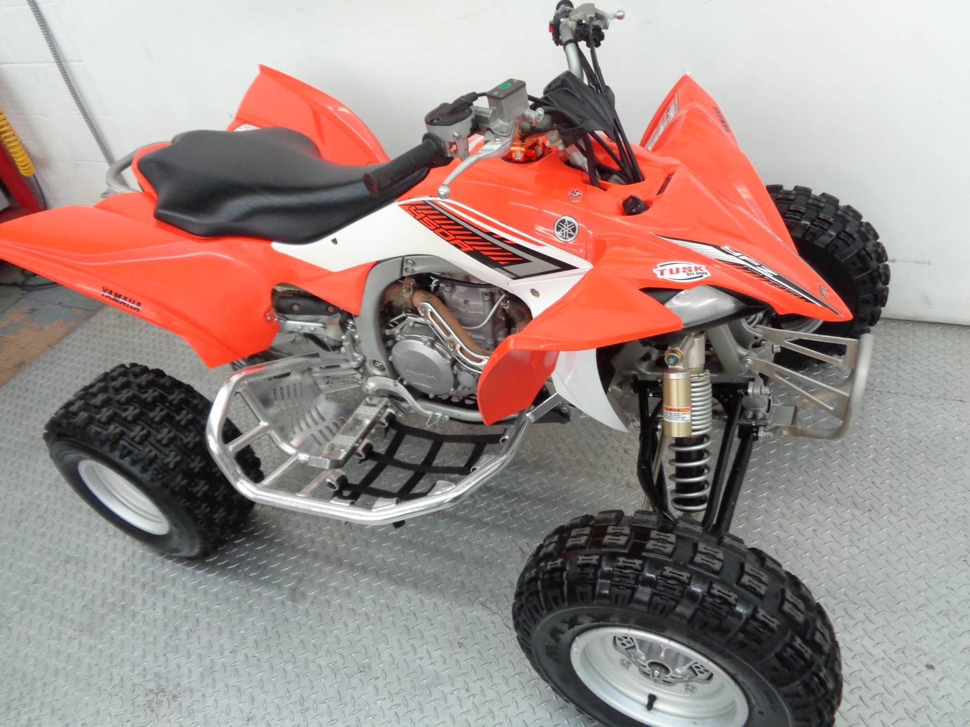 2014 Yamaha YFZ450R 2