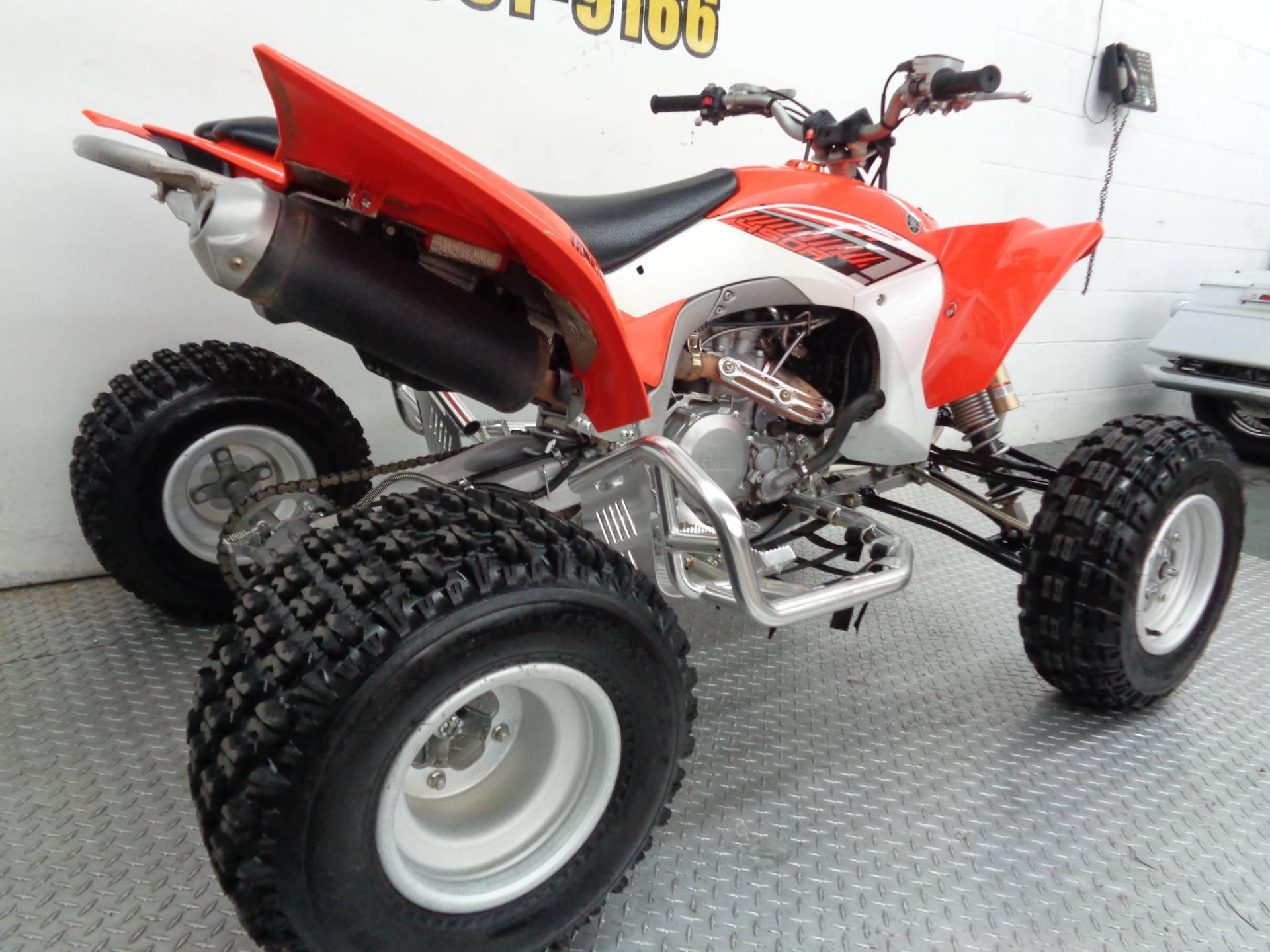 2014 Yamaha YFZ450R 5