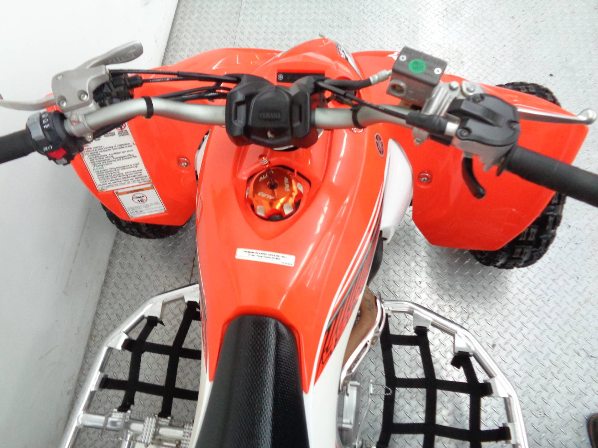 2014 Yamaha YFZ450R 8