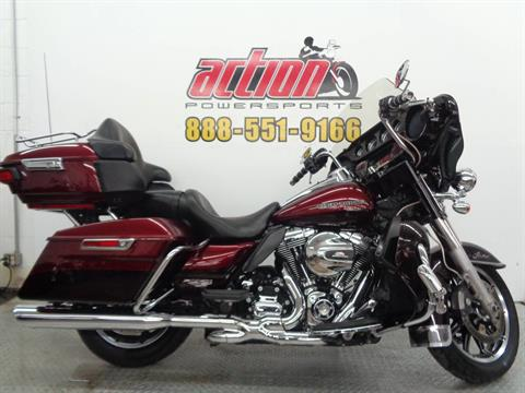 2014 Harley-Davidson Ultra Limited in Tulsa, Oklahoma - Photo 1