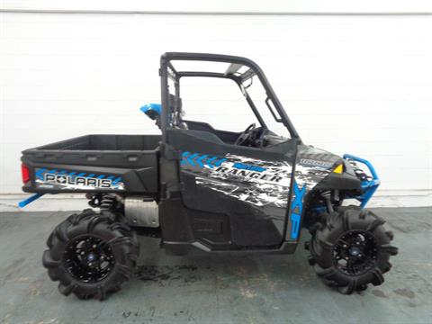 used 2017 polaris ranger xp 1000 eps high lifter edition utility vehicles in tulsa ok stock. Black Bedroom Furniture Sets. Home Design Ideas