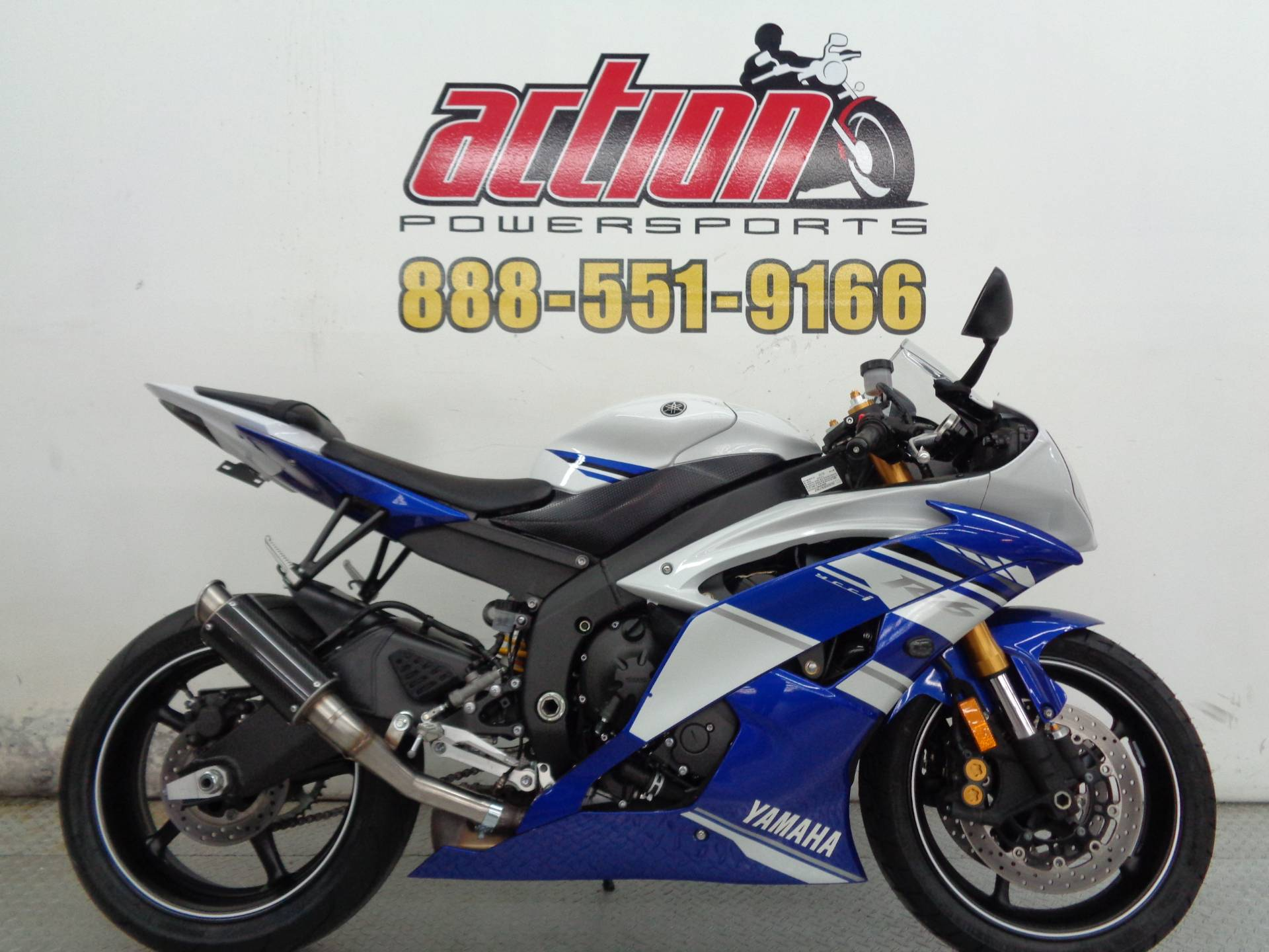 2014 Yamaha YZF-R6 for sale 57970