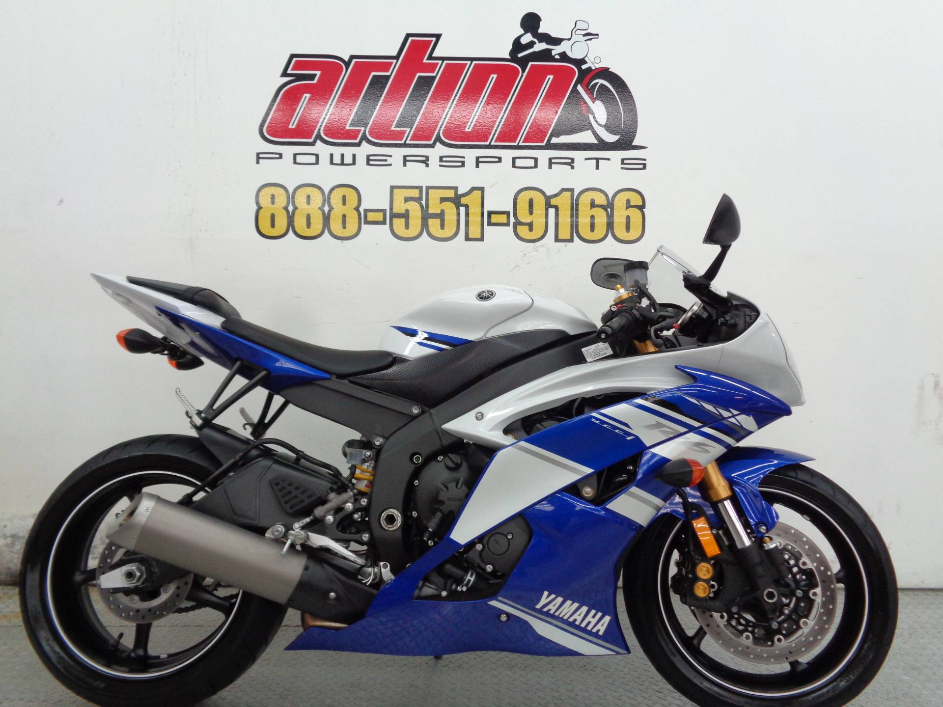 2014 Yamaha YZF-R6 for sale 58115