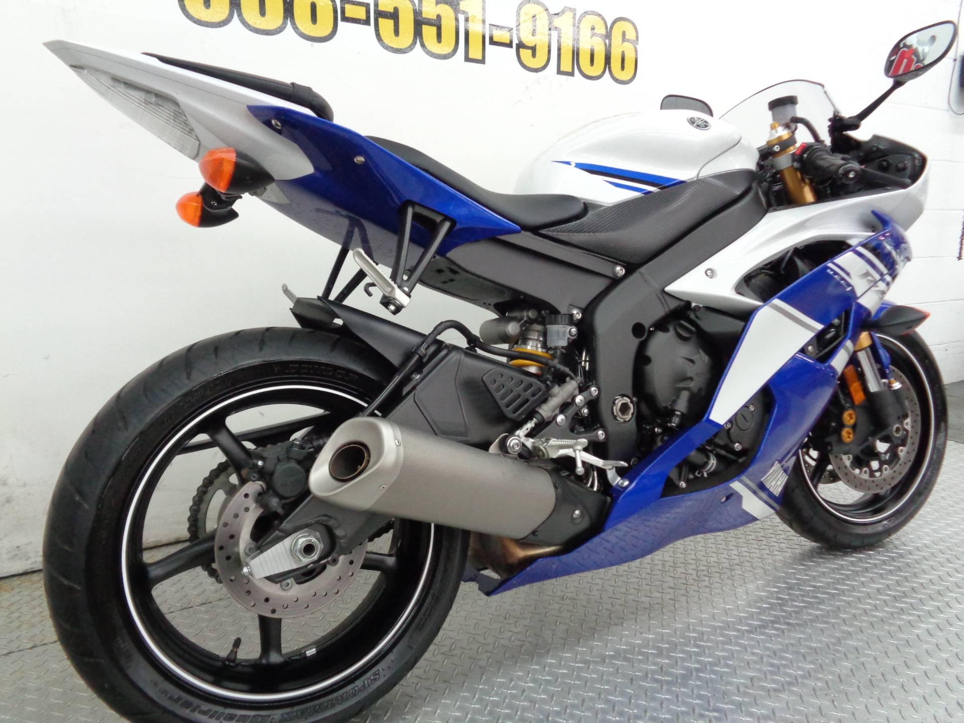2014 Yamaha YZF-R6 6