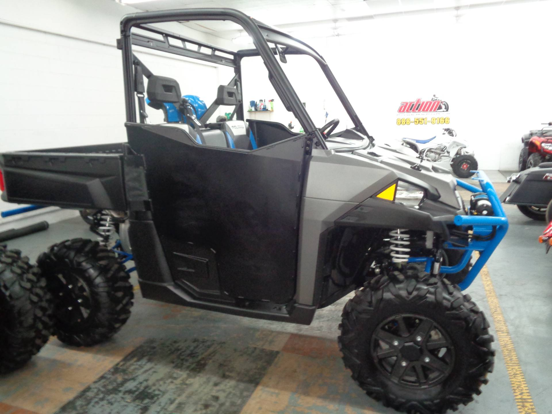 2017 Polaris Ranger Crew XP 1000 EPS High Lifter Edition in Tulsa, Oklahoma - Photo 1