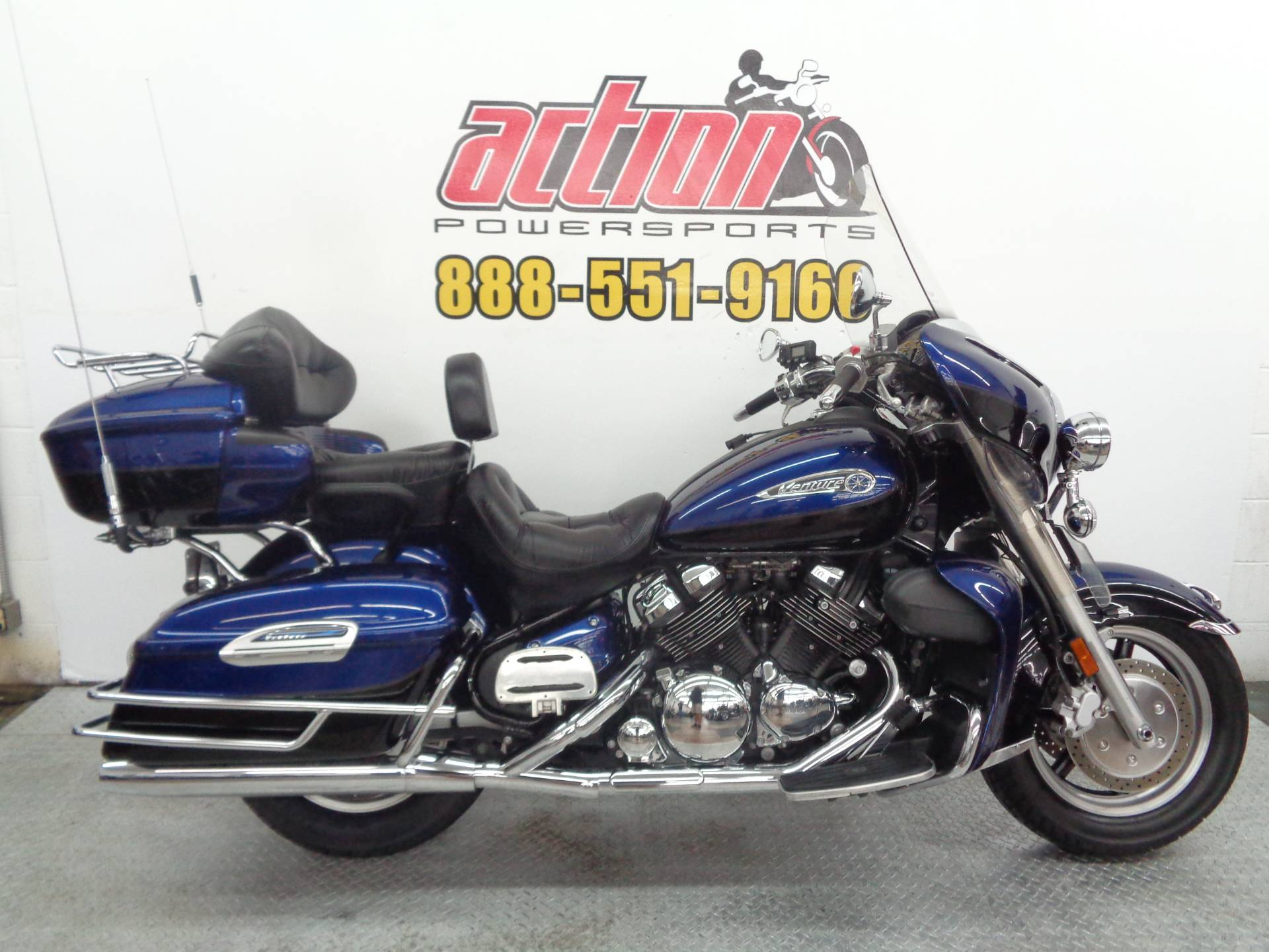 Used 2007 Yamaha Royal Star® Venture Motorcycles in Tulsa, OK ...