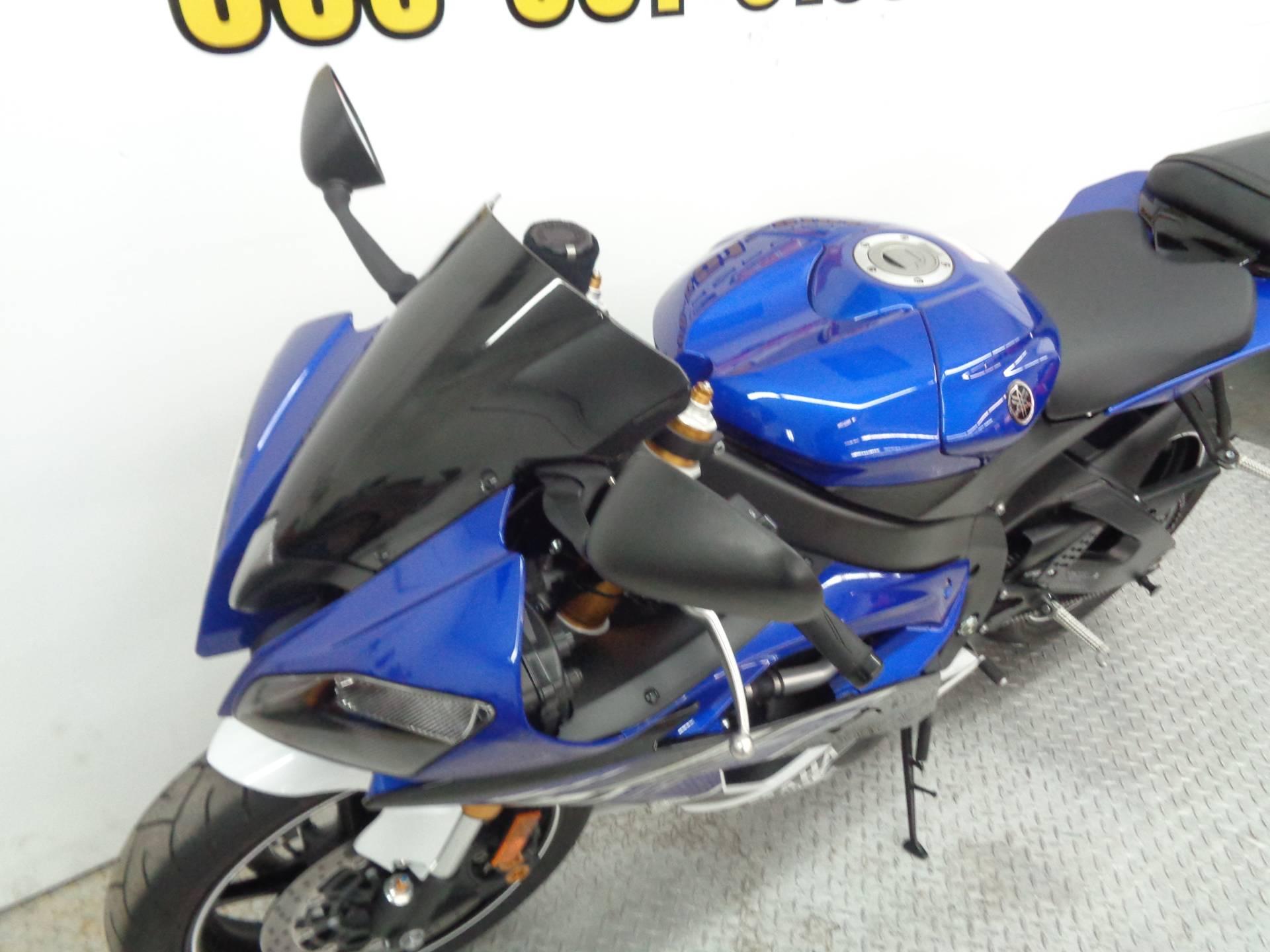 2013 Yamaha YZF-R6 7