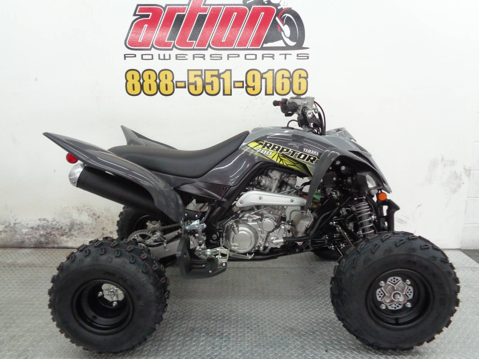 2019 Yamaha Raptor 700 1