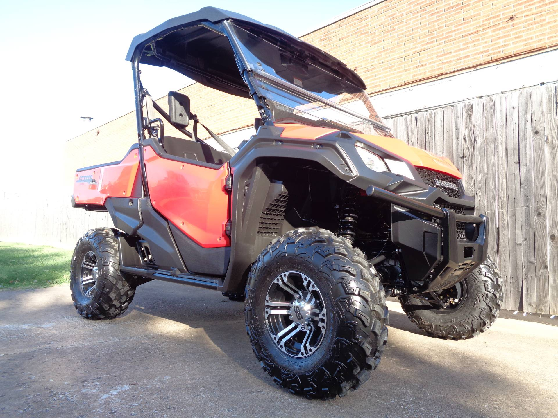2018 Honda Pioneer 1000 EPS in Tulsa, Oklahoma - Photo 2