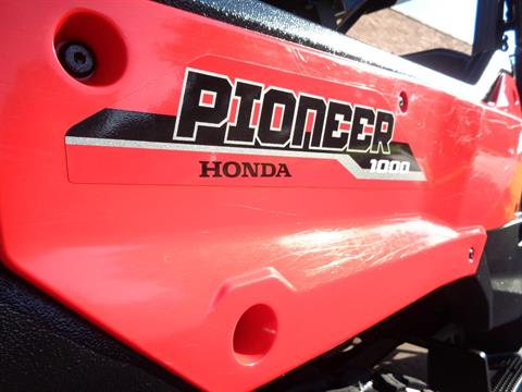 2018 Honda Pioneer 1000 EPS in Tulsa, Oklahoma - Photo 7