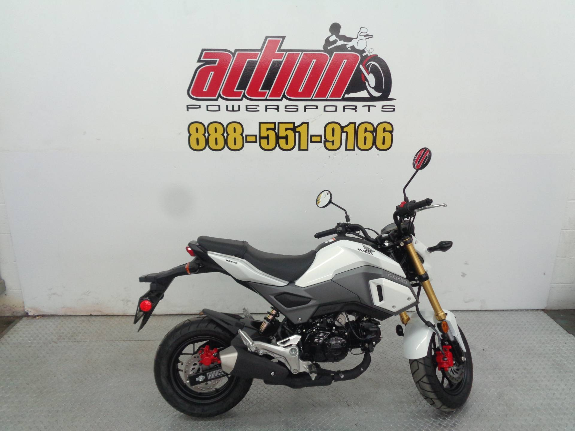 2018 Honda Grom in Tulsa, Oklahoma - Photo 1