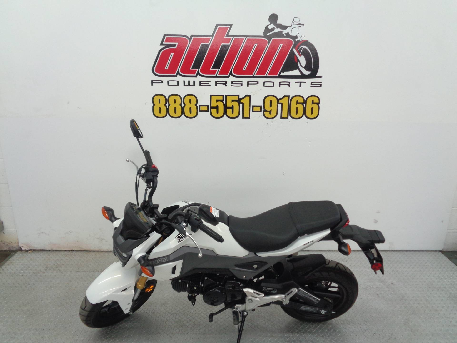 2018 Honda Grom in Tulsa, Oklahoma - Photo 2