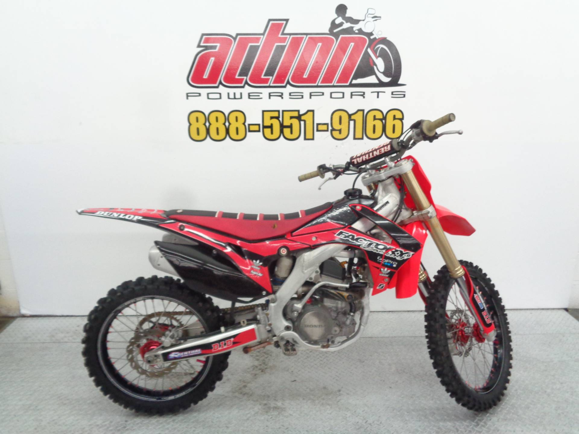 2014 Honda CRF250R for sale 1870