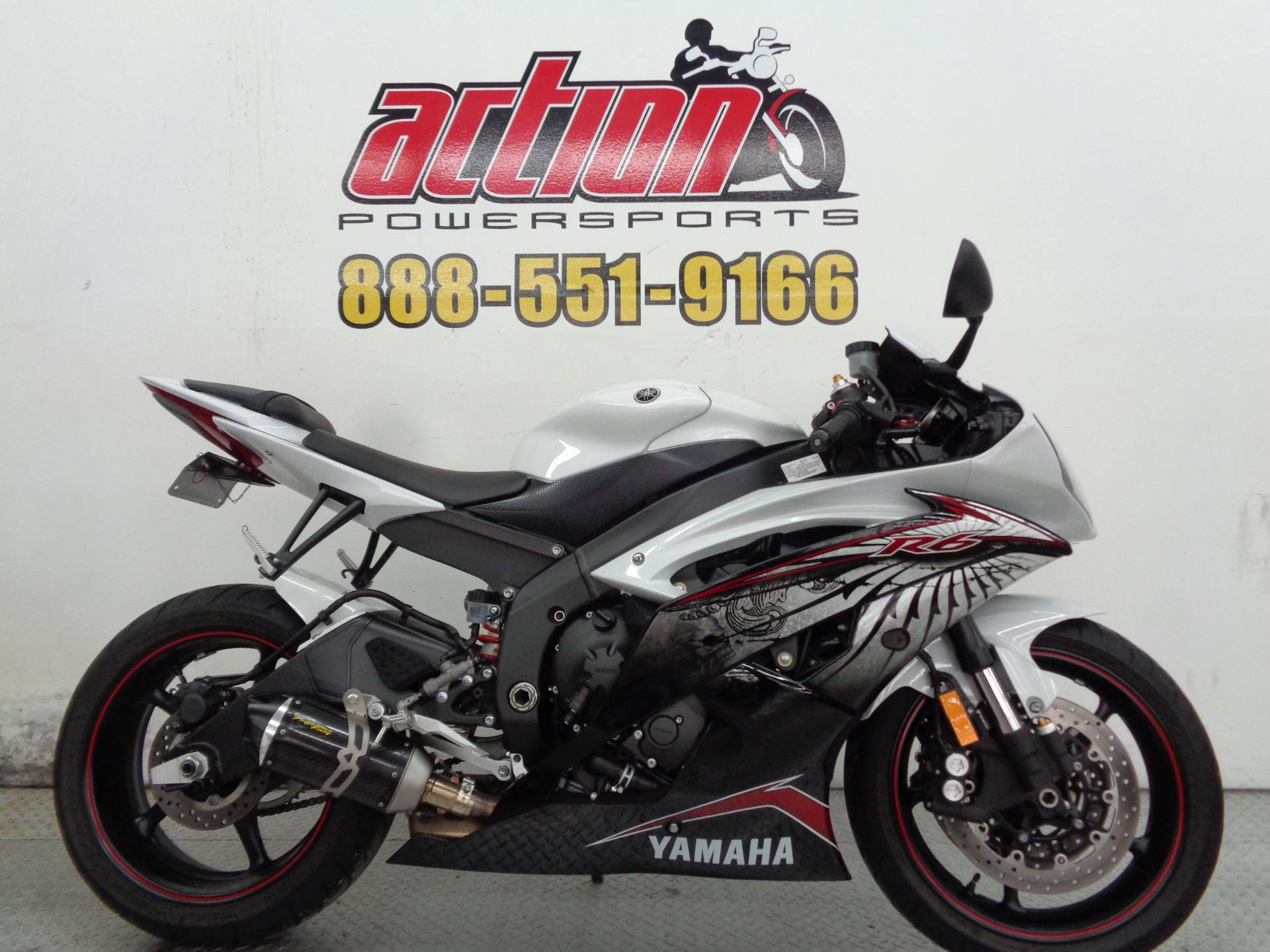 2012 Yamaha YZF-R6 for sale 20122
