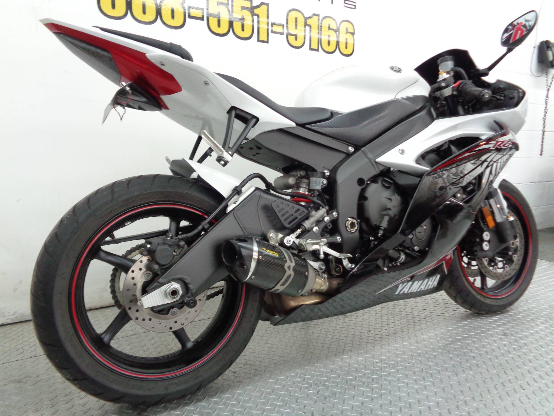 2012 Yamaha YZF-R6 9