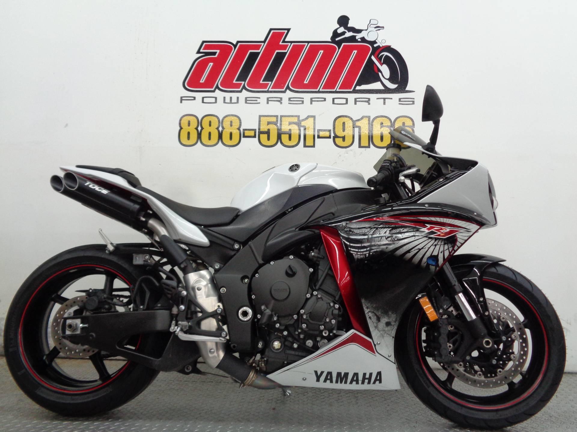 2012 Yamaha YZF-R1 for sale 26628