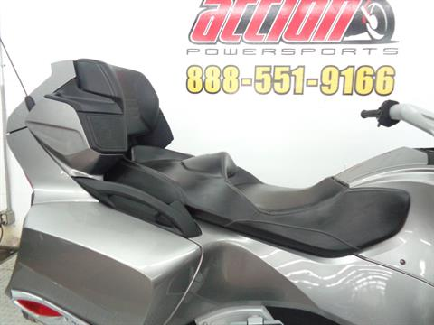 2012 Can-Am Spyder® RT-S SE5 in Tulsa, Oklahoma - Photo 5