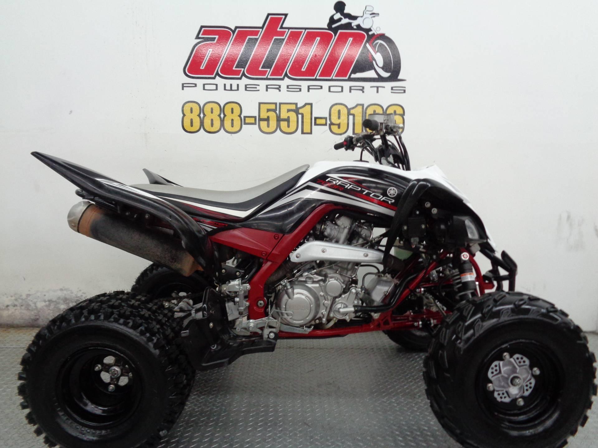 2015 Yamaha Raptor 700R SE for sale 80063