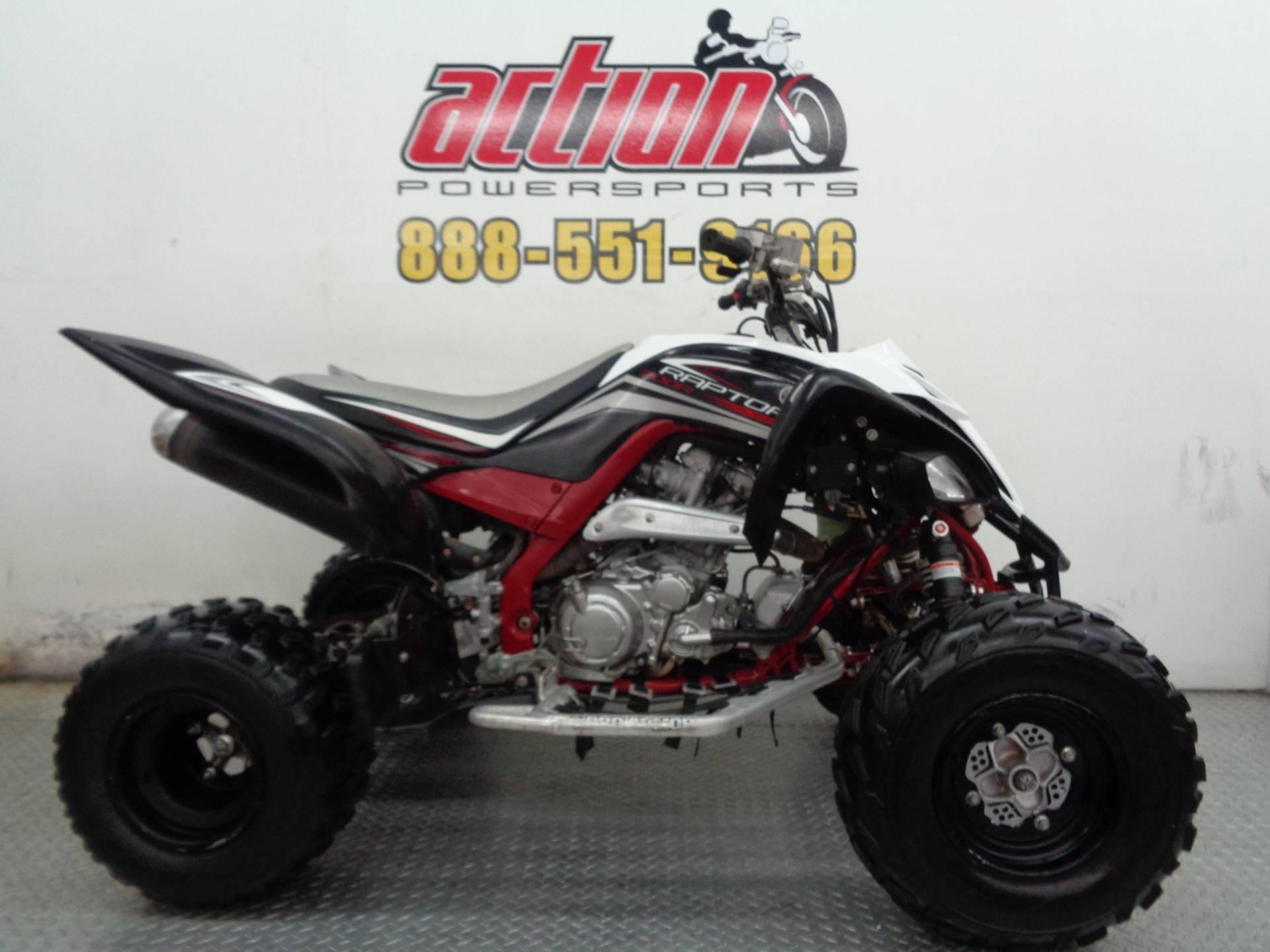 2015 Yamaha Raptor 700R SE for sale 62714