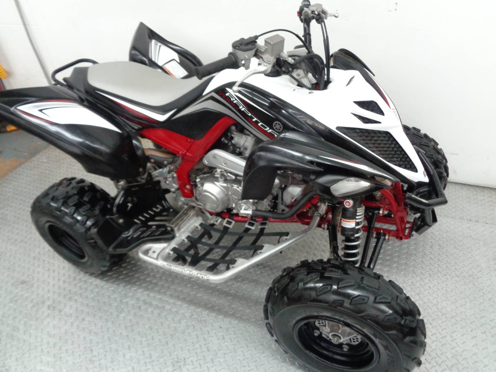2015 Yamaha Raptor 700R SE 2