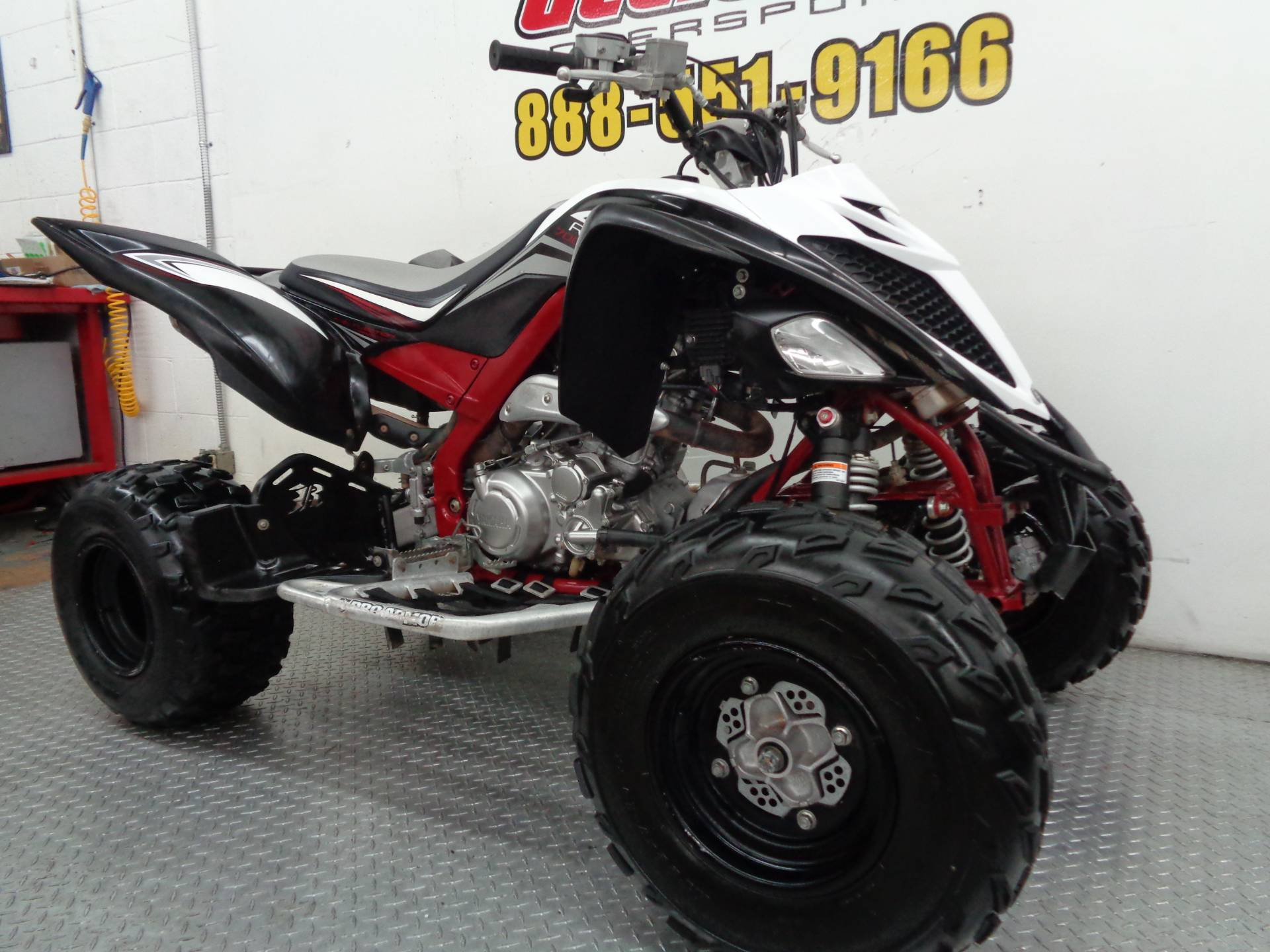 2015 Yamaha Raptor 700R SE 3