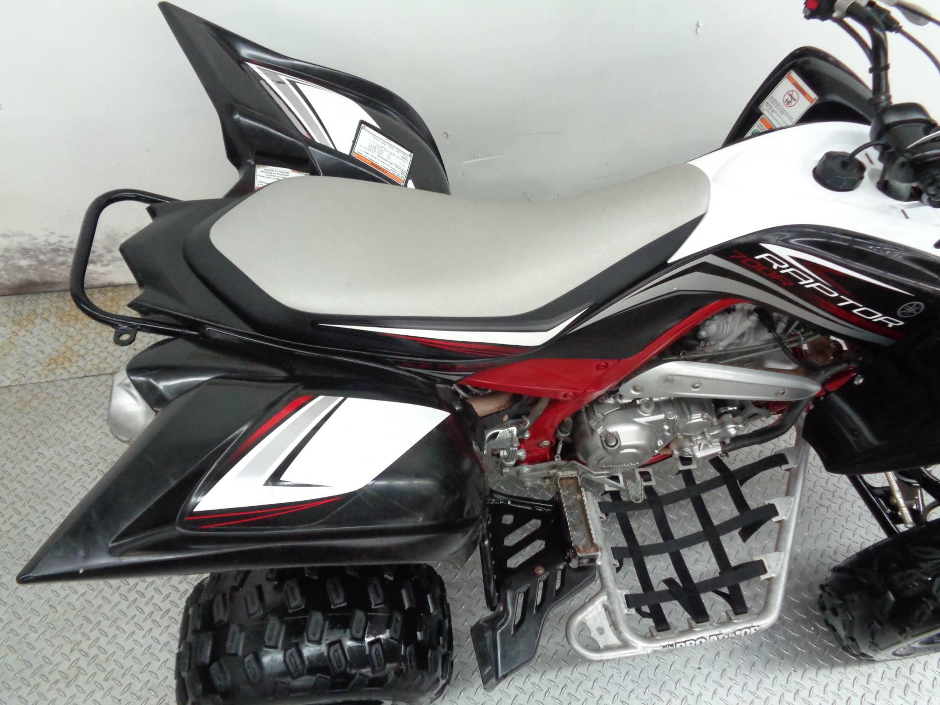 2015 Yamaha Raptor 700R SE 5