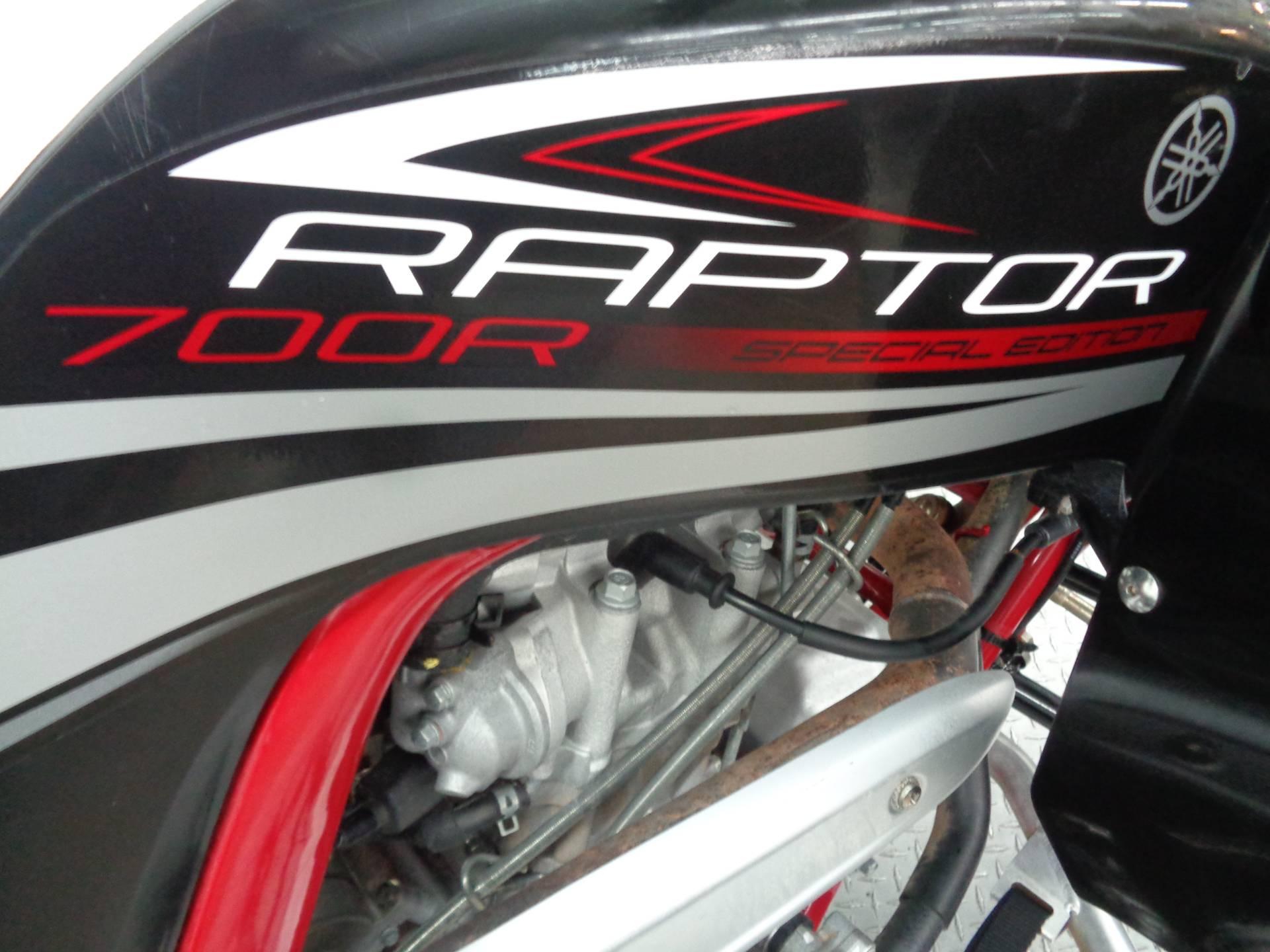 2015 Yamaha Raptor 700R SE 6