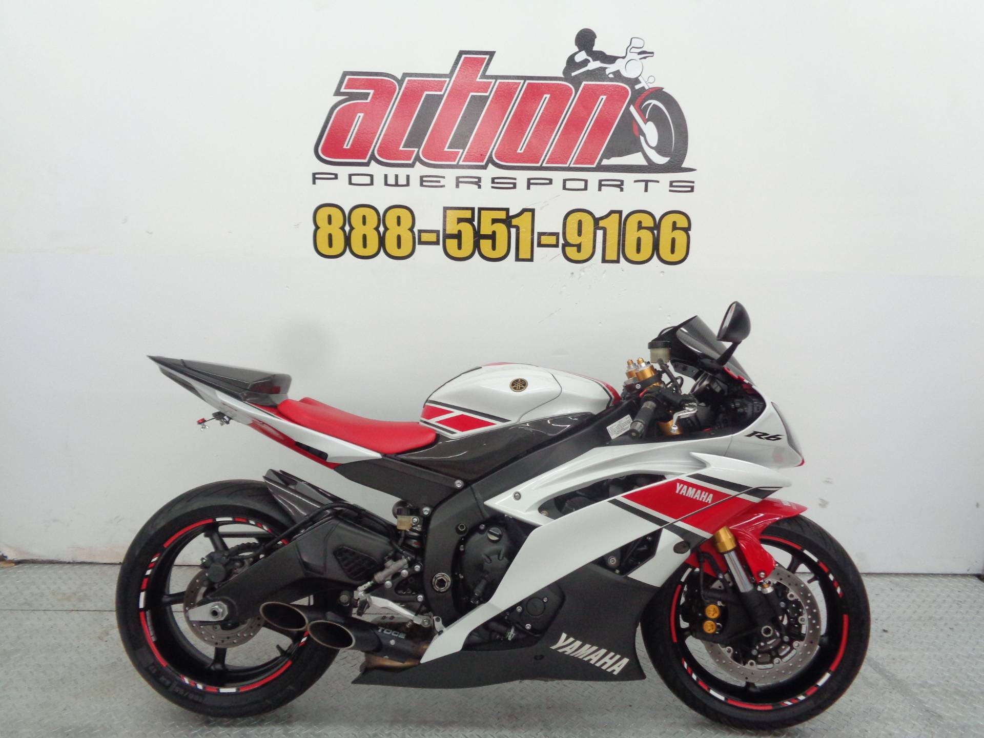 2012 Yamaha YZF-R6 World GP 50th Anniversary Edition for sale 98219