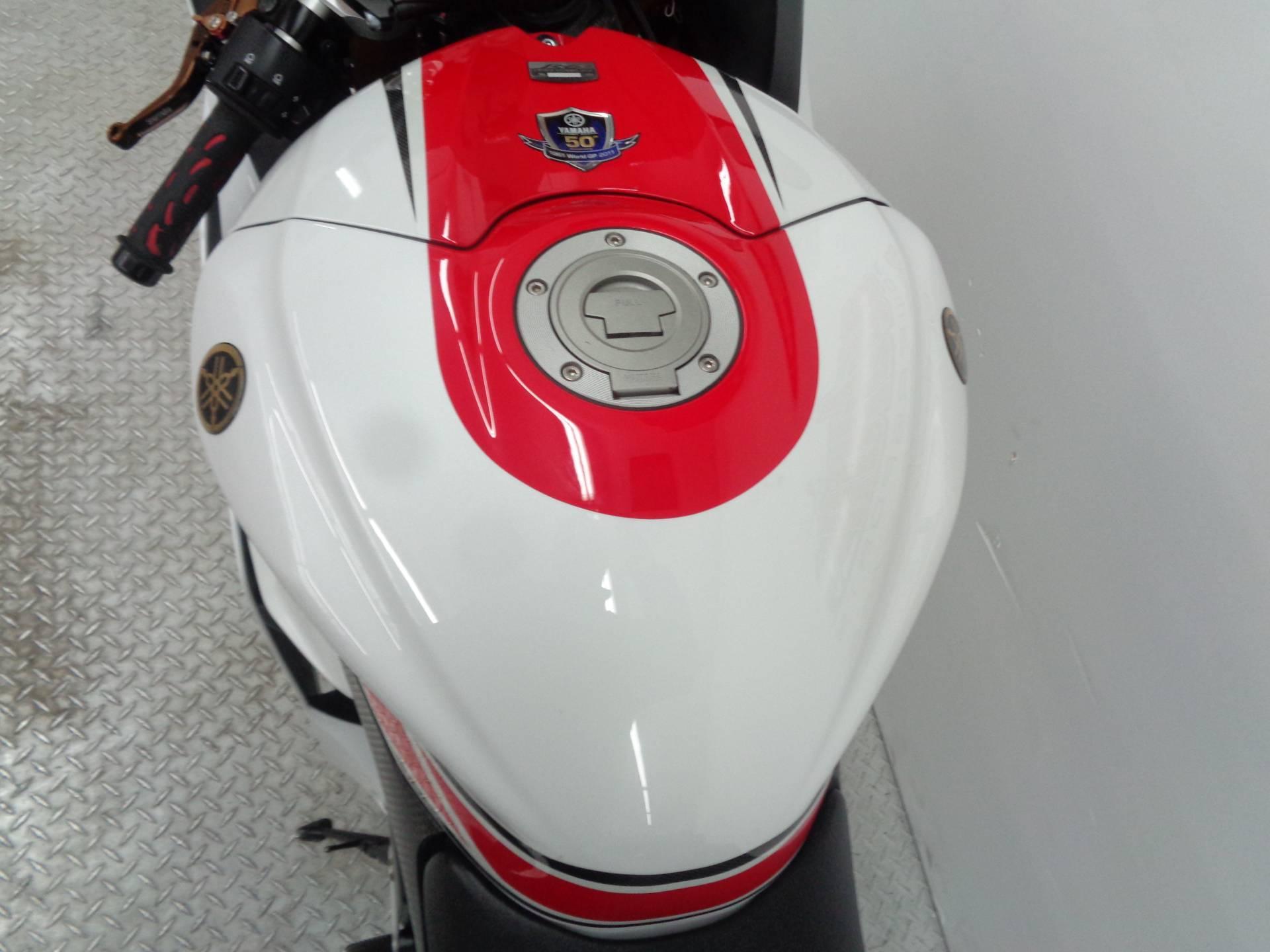 2012 Yamaha YZF-R6 World GP 50th Anniversary Edition 5