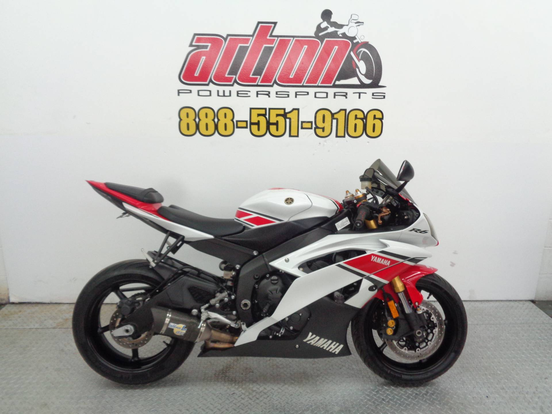 2012 Yamaha YZF-R6 World GP 50th Anniversary Edition for sale 30018