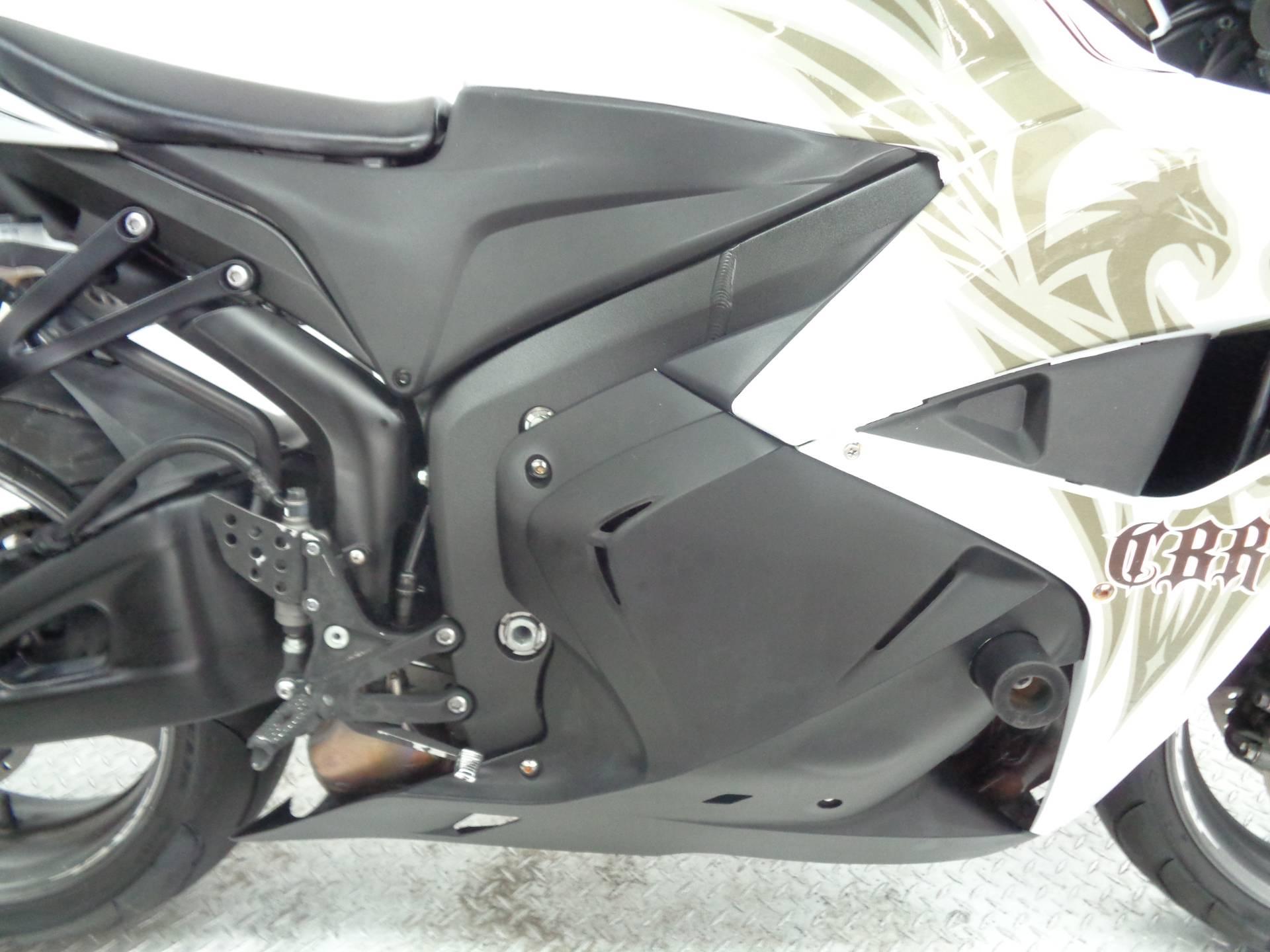 Used 2009 Honda CBR®600RR Motorcycles in Tulsa, OK | Stock Number: 200226