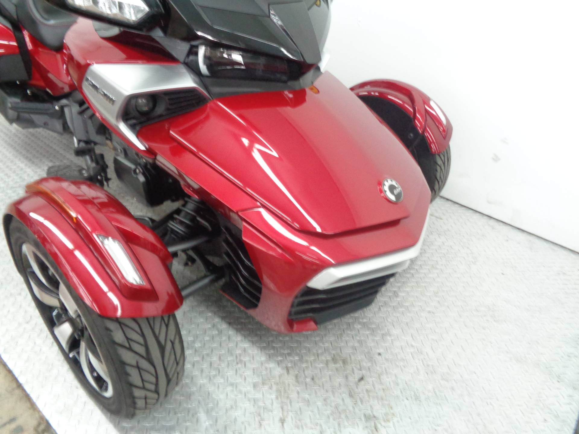 2016 Can-Am Spyder F-3T in Tulsa, Oklahoma - Photo 2