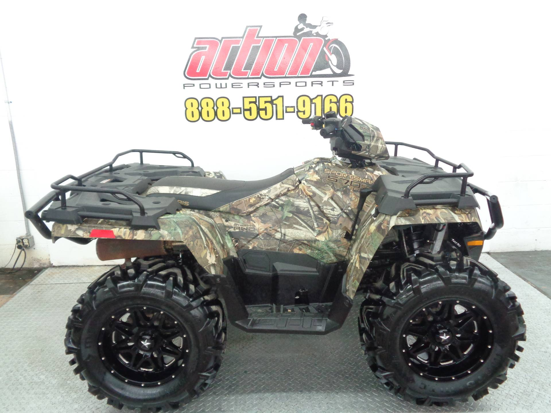 2016 Polaris Sportsman 570 Sp In Tulsa Oklahoma Photo 1