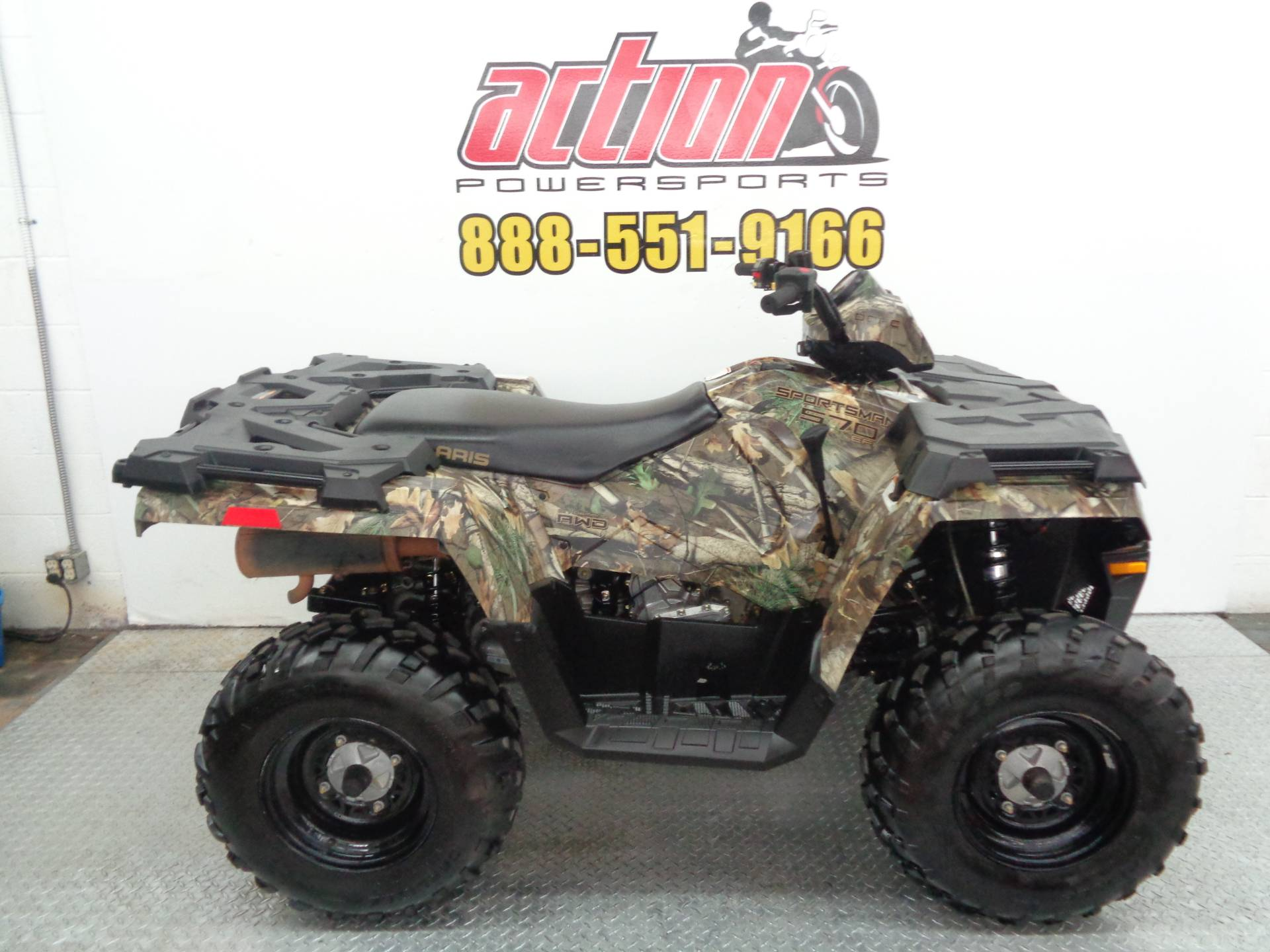 2015 Polaris Sportsman® 570 in Tulsa, Oklahoma - Photo 1