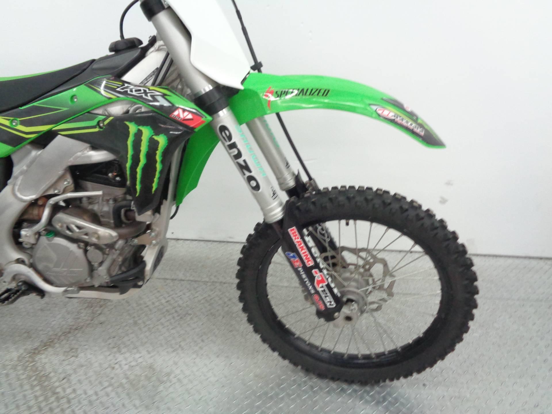 2017 Kawasaki KX250F 2